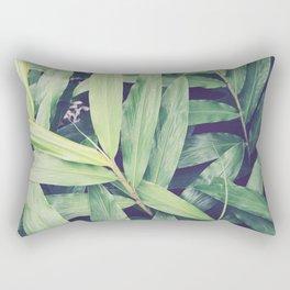 Ginger Leaves Rectangular Pillow