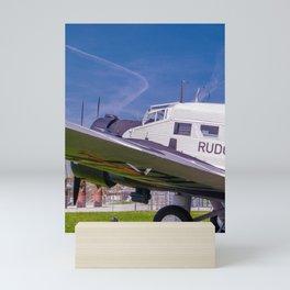 JU - 52 Mini Art Print