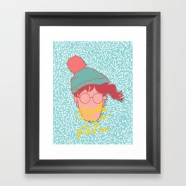 OG Framed Art Print