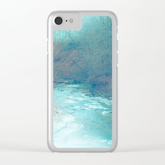 Everything That's Broken Clear iPhone Case