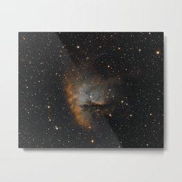 Pacman Nebula 1 Metal Print