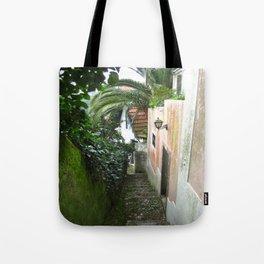Sintra: Orange Tree Tote Bag