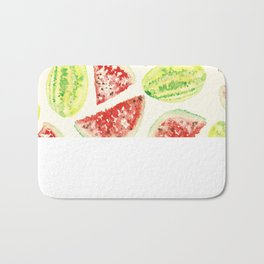 Watermelon Pattern I Bath Mat