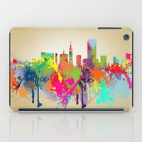 san francisco iPad Cases featuring San Francisco  by mark ashkenazi