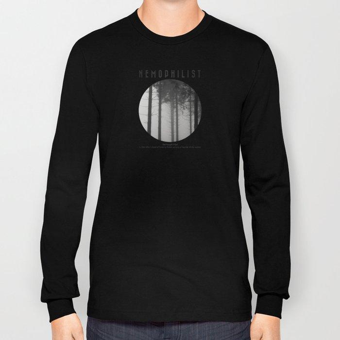 Nemophilist V Long Sleeve T-shirt