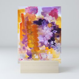 WatercolorTwo Mini Art Print