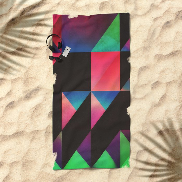 vystavyst Beach Towel