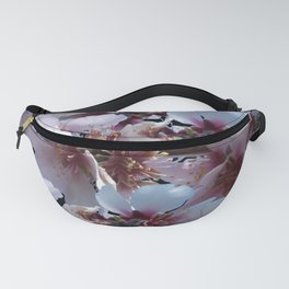 Almond Blossoms Fanny Pack