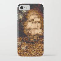 peter pan iPhone & iPod Cases featuring Peter Pan by Red, the artist