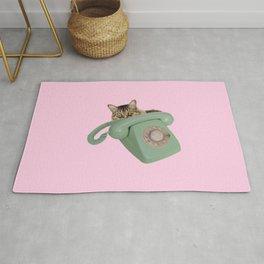 cat call Rug