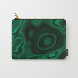 Earth treasures - patterns of malachite Carry-All Pouch