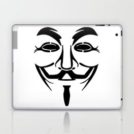 Anonymous Vendetta Laptop & iPad Skin