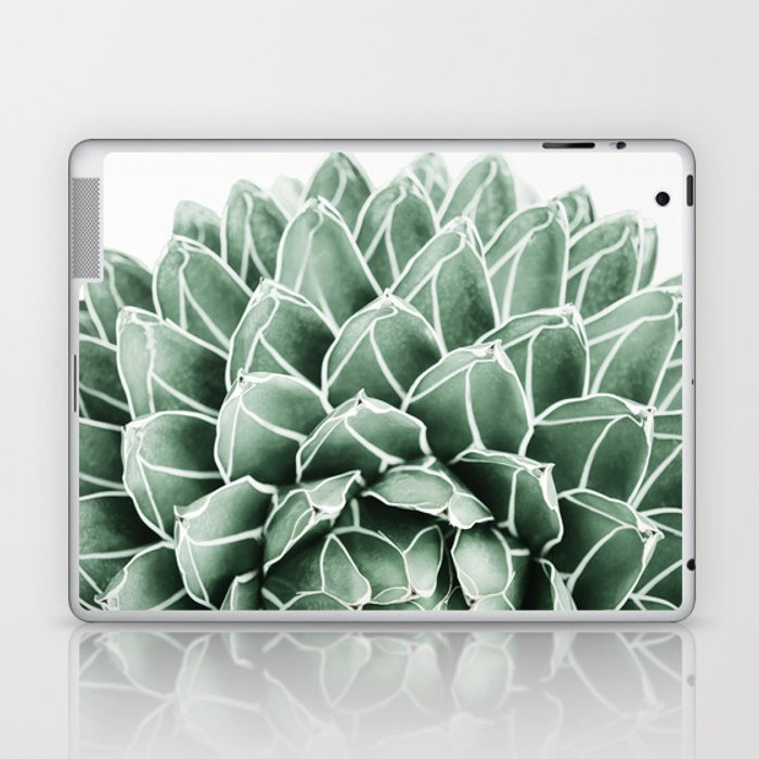 Succulent splendour Laptop & iPad Skin