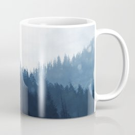 Blue Forest Coffee Mug