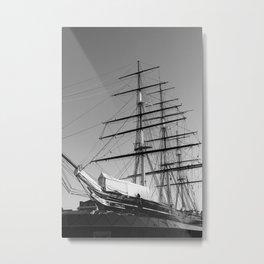 The Cutty Sark Metal Print