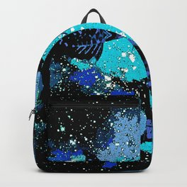 Koi In A Pond of Stars Backpack