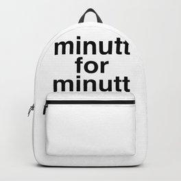 Minutt for minutt Backpack