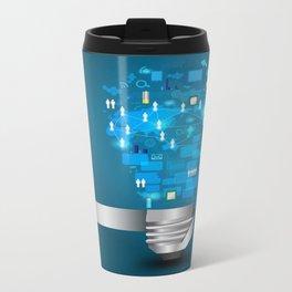 Communication Travel Mug