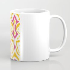 Ikat Damask - Berry Brights Mug