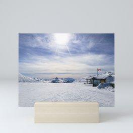 Little Whistler Peak Mini Art Print