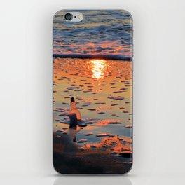 Morning Message iPhone Skin