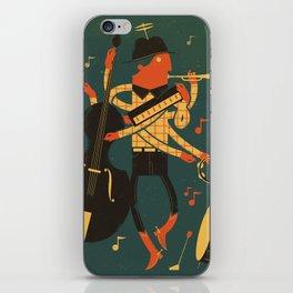 Music Man iPhone Skin