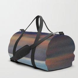 Seascape 2 / Pastel Drawing Duffle Bag