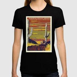 National Parks 2050: Sagauro T-shirt