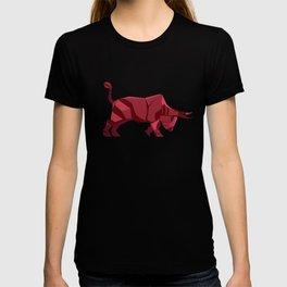 Origami Bull T-shirt