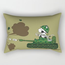 Muso Milkwar Tanker Rectangular Pillow