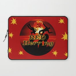 Red Herring - The Spies Who Loved Me Not Laptop Sleeve
