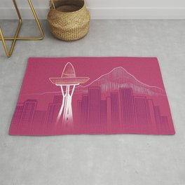 Seattle Sombre Rug