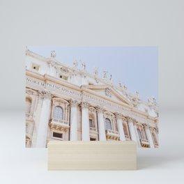 Vatican 01 Mini Art Print