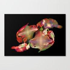 Flower Work  (A7 B0236) Canvas Print