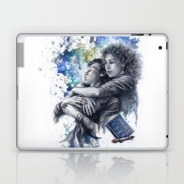 Time and Space Laptop & iPad Skin