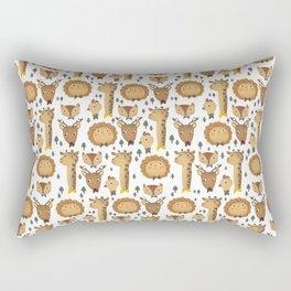 Forest Formal Rectangular Pillow