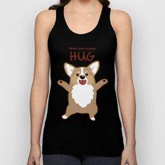 Hug me Unisex Tank Top