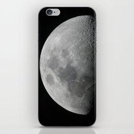 Moonface iPhone Skin