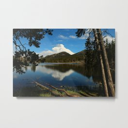 A Remarable Place Metal Print