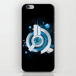 Music Beacon iPhone Skin