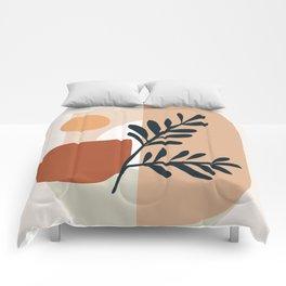 Geometric Shapes Comforters