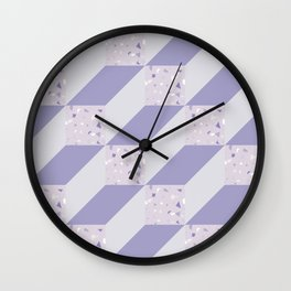 CubesII/ Wall Clock