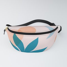 Abstraction_Nature_Companion_001 Fanny Pack