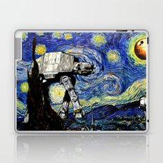 Starry Night versus the Empire Laptop & iPad Skin