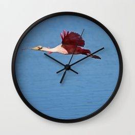 A Little Space Wall Clock