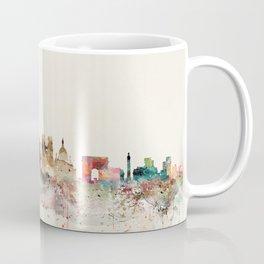 paris city skyline Coffee Mug
