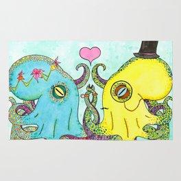 Octopus Wedding Rug