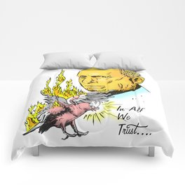 Flamin' Galah! In Alf We Trust Comforters