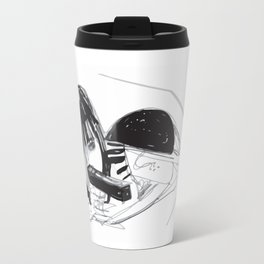 Bullseye Travel Mug