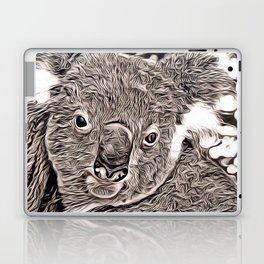 Rustic Style - Koala Laptop & iPad Skin